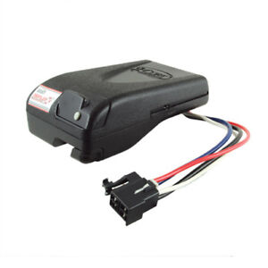 Electric Brake Controller With Dual Axis Accelerometer Two To Eight Brakes