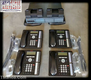 Avaya Ip Office 500v2 7 0 36 4x8 4 1416 Phones Standard Mode Phone System