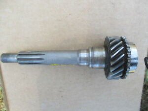 Ford Dagenham 4 Speed Trans Main Drive Gear 1961 1966 Comet Falcon Mustang