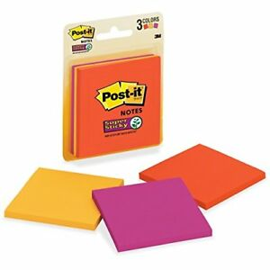 3m Post it Super Sticky Note 3321 ssan Mmm3321ssan box Of 36 Notepads