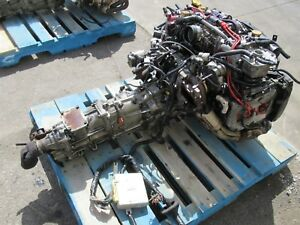 Subaru Impreza Wrx Gc8 Sti V4 Ej20 Engine 4 44 Mines Ecu Bad Compression