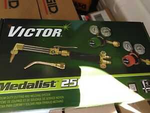 Victor 250 Series Gas Welding Kit Vic0384 2540