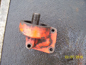 Vintage Ji Case 530 Gas Tractor oil Filter Base