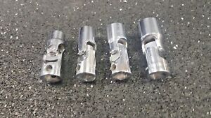 Snap On Universal Socket Hand Tool Lot 3 8 Drive 12pt 3 8 7 16 1 2 9 16