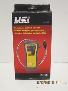 Uei Test Instruments Cd100a Combustible Gas Leak Detector Free Priority shp Nisb