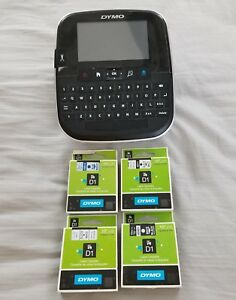 Dymo Labelmanager 500ts Touch Screen Thermal Label Maker Download Labels From Pc