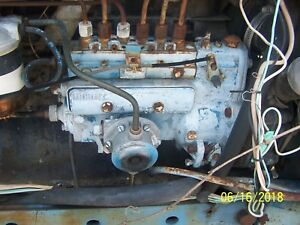Ford 8700 Tractor Injection Pump Maybe 8000 9000 8600 9600