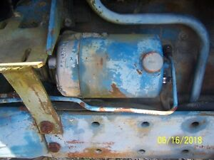 Ford Tractor 8700 9700 Power Steering Pump