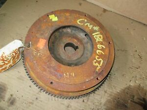 Ford 1910 Tractor Nos Flywheel Ring Gear 1866655