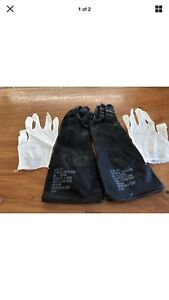 Chemical Protective Glove Set 8415 01 033 3518