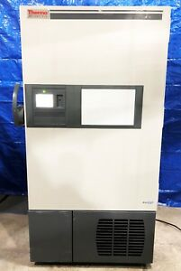 Thermo Scientific Uxf Ultra Low 80c Freezer Model Uxf60086a63 With Backup