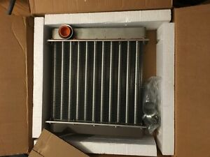 Fast Secondary Heat Exchanger modine