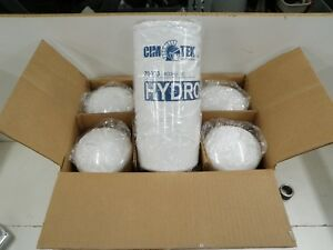 6 Cim tek 70063 10 Micron Hydrosorb High Flow Spin on Fuel Filter 800hs 10