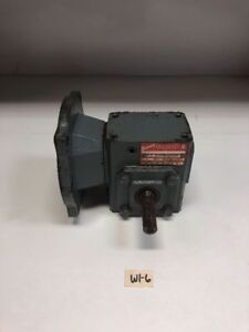 Browning Worm Gear Speed Reducer 133q56lr5a fast Shipping Warranty