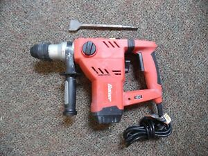 Bauer 1 1 8 In Sds Variable Speed Pro Rotary Hammer Drill Tool Model 1641e b
