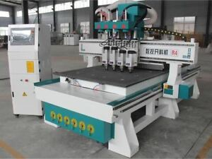 4 5kw Cooling Cnc Router Woodworking 51 98 1325 Engrave Cutting Drill Machine