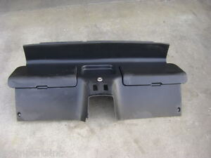 Jdm 93 97 Honda Del Sol Oem Rear Compartment Trim Box