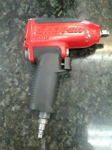 Snap On Tools Mg325 Super Duty 3 8 Drive Impact Air Wrench