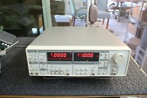 Srs Sr810 Sr 810 Dsp Lock in Amplifier Stanford Research Systems Tested