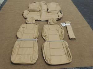 Leather Seat Covers Interior Upholstery Fits Subaru Impreza Outback Wagon A147