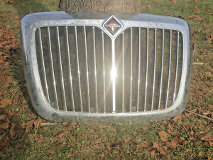 Large About 53 Wide X 31 High International Truck Grill