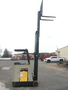 2005 Crown Electric Standup Forklift