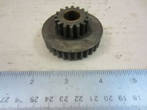 Atlas Craftsman 10 12 Lathe Tumbler Compound Gear 16 32 10 101 16a