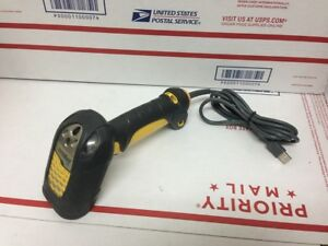 Symbol Ls3408 fz20005r Barcode Scanner With Usb Cable Guaranteed
