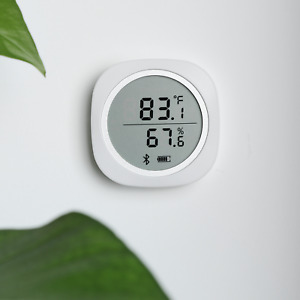 Led Bluetooth Temperature Humidity Data Logger Thermometer Recorder 40 60 c