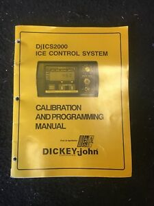 New Old Stock Dickey john Swenson Sprayer Spreader Control System