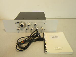 Wavetek 20mhz Function Generator 143 s 611 W Manual Power Cord