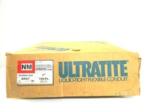 Ultratite X100001001 Flex Conduit Liquid Tight Flexible Non Metallic Conduit