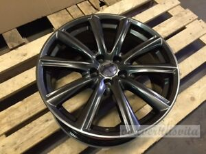 19 Gunmetal Staggered Fsport Style Wheels Rims Fits Lexus Is Is300 Is250 Is350