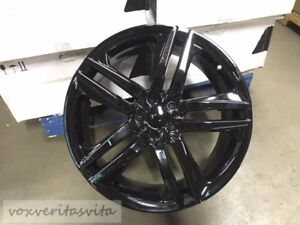 19 2016 Accord Sport Style Wheels Rims Gloss Black Fits Acura Tlx Tsx Rsx Tl