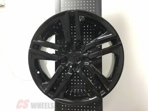 19 Hfp Style 2016 Accord Sport Fits Honda Civic Si Gloss Black Alloy Wheels