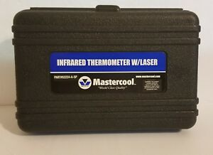 Mastercool 52224 a sp Gray Infrared Thermometer With Laser