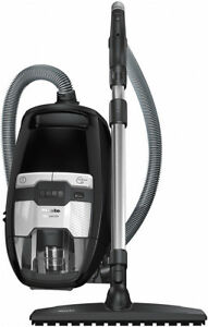 Miele Blizzard Cx1 Electro Bagless Canister Vacuum obsidian Black