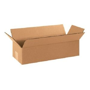 5 X 5 X 10 Boxes 100 lot Corrugated Cartons For Shipping