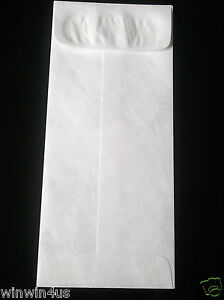 5 X 11 1 2 Open End Tyvek Envelopes 500 lot Shipping Mailing Packaging
