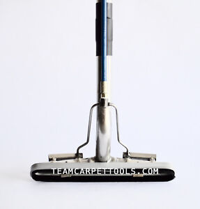 14 4 jet S bend Hard Surface Tile Grout Cleaning Brush Wand Floor Scrubber