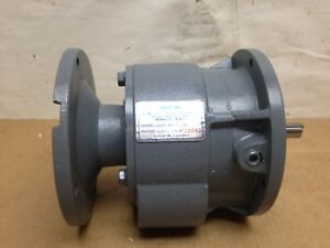 Ipts Inline Gear Speed Reducer Hqvd aa hp 1 90 Looks Unused