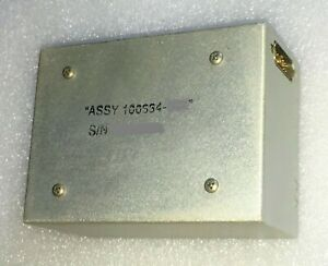 Efratom Rubidium Frequency Standard Frs c 10mhz Square wave 24v