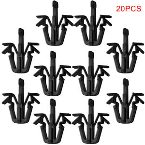Lot Of 20 Grille Clips For Toyota Tacoma 1995 2004 4runner 1989 2002 90467 12040