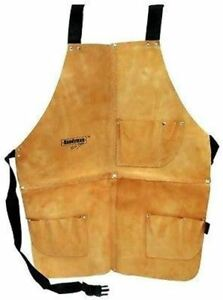 Leather Blacksmith Apron For Welder Welding