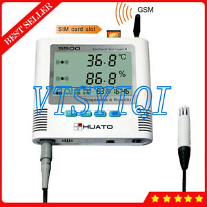 3 Meters External Thermometer Hygrometer Sensor Temperature Humidity Data Logger