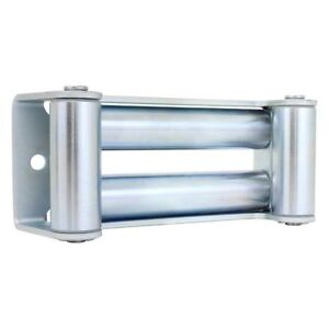Westin Steel 4 Way Roller Fairlead For 8 500 Lbs Winches 47 3400
