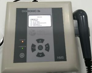 Professional Chiropractic Ultrasound Therapy Machine 1 3mhz With Program N3 Digi