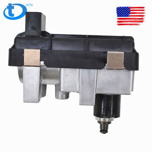 Turbo Electric Actuator For Mercedes Benz S C E R Class Ml Gl 350 Cdi 6nw009543