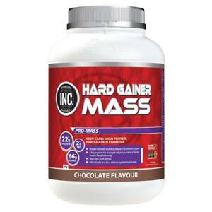 INC Hardgainer Mass Chocolate Flavour 2kg