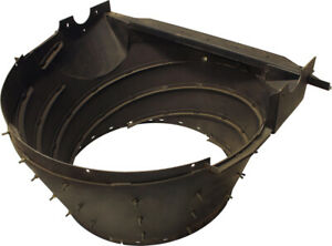 443123a1 Rotor Transition Cone For Case Ih 1480 1482 1680 1682 1688 Combines